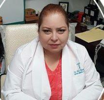 Dra. Ma. del Carmen Munguía Rivas